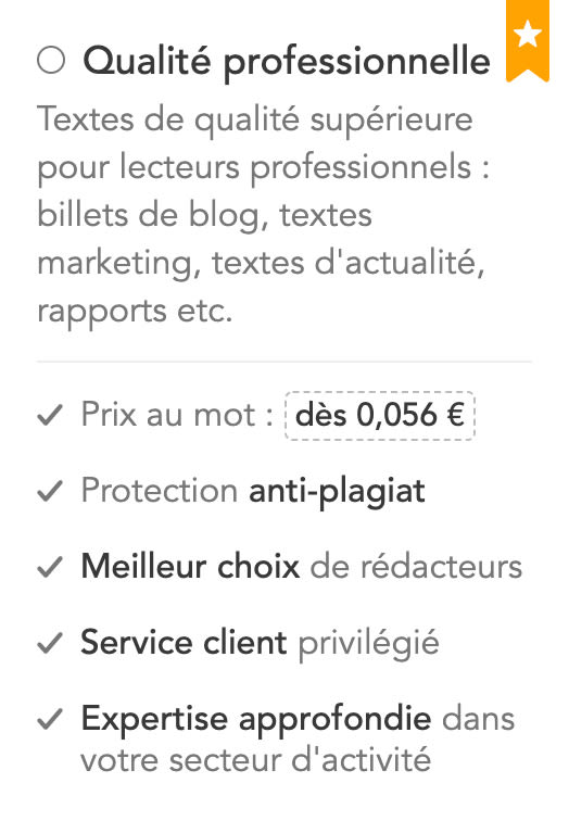 Budget marketing digital - tarif rédacteur web